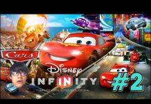 Xem VƯƠNG QUỐC XE HƠI #2 Disney Infinity