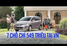 Xem Xe ôtô 7 chỗ giá rẻ Suzuki Ertiga chỉ còn 549 triệu tại VN | Tin Xe Hơi