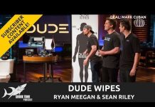 Xem Dude Wipes Update!  One Year After The Shark Tank and Deal with Mark Cuban
