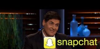 Xem Snapchat on Shark Tank