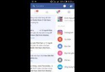 Xem hướng dẫn đổi tên facebook trên điện thoại