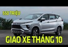 Xem MPV 7 chỗ giá rẻ Mitsubishi Xpander chính thức bán tại VN | Tin Xe Hơi