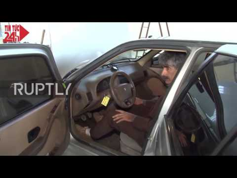 Xem Xe hơi chạy bằng nước lã ở Iran