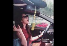 Xem Nam Em thả hai tay khi lái xe hơi để quẩy bài '뚜두뚜두 (DDU-DU DDU-DU)' của BLACKPINK