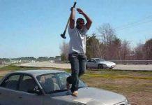 Xem Đại gia có khác…, bỏ tiền để được đập xe hơi