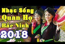 Xem Nhạc Sống Thôn Quê  – LK Nhạc Quan Họ Bắc Ninh Hay Nhất – MC Hương Quỳnh