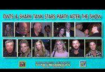 Xem DWTS & Shark Tank Stars Party After Show