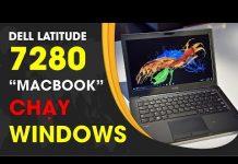 Xem Dell Latitude 7280 : mỏng, đẹp, nhẹ, hiệu năng cao, siêu di động | 0963.666.170