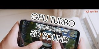 Xem GPU Turbo, âm thanh 3D… trên Honor Play hoạt động như thế nào? – Nghenhinvietnam.vn