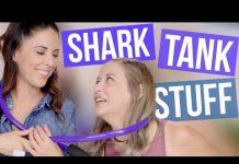 Xem 7 Weird SHARK TANK Products Unboxing (Beauty Break)