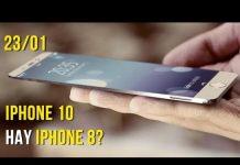 Xem iPhone 10 sẽ được trình làng năm nay, 3 smartphone bán chạy nhất không có đối thủ tuần qua