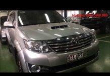 Xem [Đã bán] Mua xe Toyota Fortuner cũ trả góp rẻ nhất thị trường – 0937.447.889