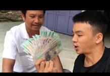 Xem Hai Cha Con Đi Nhận Tiền Từ YouTube