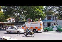"""Xem Cận cảnh """"Phòng mổ di động"""", xe cứu thương kiểu Mỹ thi hành nhiệm vụ – Family Hospital 's Ambulances"""