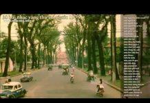 Xem 30 bài hát nhạc vàng bolero hay nhất thu âm trước 1975 – Phần 16