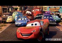 """Xem Sumi chơi game """"Vương Quốc Xe Hơi 3""""- Cars 3❤ Sumi Toy for kid ❤"""