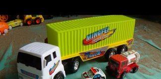 Xem Car container toy – Xe ô tô đồ chơi trẻ em – Kid Studio