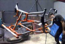 Xem Độ chế xe máy thành xe hơi 3 – 4 Bánh