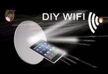 Xem cách bắt sóng wifi mạnh hơn cho laptop, điện thoại | increase wifi reception android
