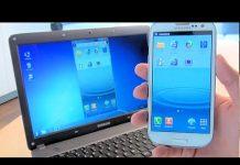 Xem Điều khiển điện thoại android từ xa bằng máy tính – Phần mềm Teamviewer