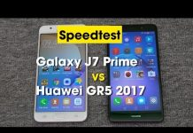 Xem Speedtest – Samsung Galaxy J7 Prime và Huawei GR5 2017