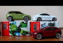 Xem Xe ô tô (oto) car toys – Tobot transformers автомобиль tobot трансформаторы by Kid Studio