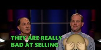 Xem Shark Tank They Make A Terrible Salesman! Shark Tank Showcase