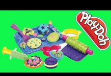 Xem PLAY Doh Ice Cream and Cake and Cupcake Make Compilation