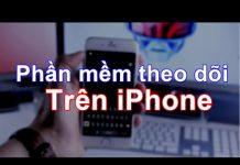 Xem Phần mềm theo dõi bí mật cho iPhone – Trackview