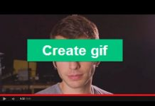 Xem Make ANY YouTube Video a GIF! — DONG