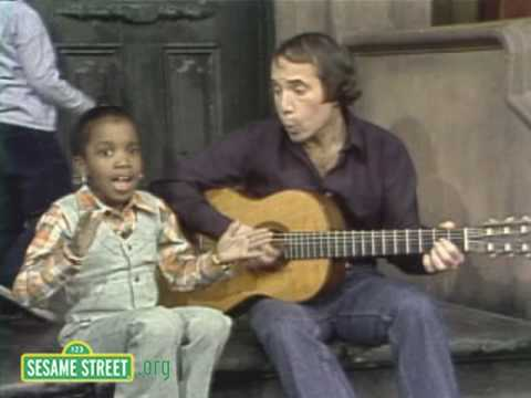 Xem Sesame Street: Paul Simon Sings Me & Julio