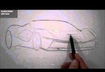 Xem Hướng dẫn vẽ tranh 3d về xe ô tô siêu đẹp