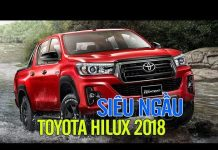 Xem Toyota Hilux 2018 NGẦU với phần đầu mới | Tin Xe Hơi