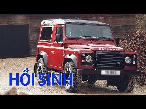 Xem Land Rover Defender hồi sinh gây bất ngờ   Tin Xe Hơi