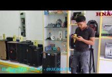 Xem Loa Kéo Di Động Temeisheng GD 15-15   Bass 40cm Hát Karaoke cực Hay