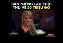 Xem Shark Tank – VietSub – Bán miếng lau chùi Scrub Daddy thu về hơn 50 triệu Dollar