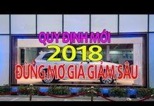 Xem 2018 ĐỪNG MƠ xe ô tô giảm giá sâu   Tin Xe Hơi