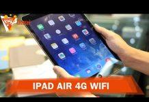 Xem iPad Air 4G Wifi – Di Động V24h -Hải Phòng