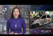 Xem Đại úy cảnh sát bị đốt xe hơi ngay trụ sở