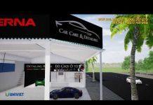 Xem Thiết kế mô hình 3D Trung tâm chăm sóc xe hơi chuyên nghiệp cho khách hàng tại Hạ Long