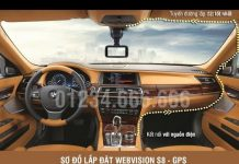 Xem Hướng dẫn lắp đặt đi dây chi tiết camera hành trình xe hơi WEBVISION S8 nhanh – gọn – đẹp