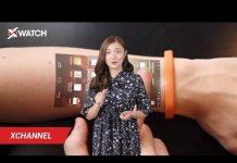 Xem Đồng hồ Smartwatch không cần màn hình, quẹt cảm ứng luôn ngay trên cổ tay – Xwatch