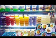 Xem Xe bánh Flan 7 vị trên vĩa hè Sài Gòn cực ngon luôn đông nghẹt khách | street food of saigon