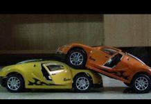 Xem Xe ô tô con đồ chơi đánh nhau vui nhộn – Car toy