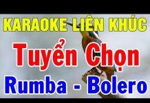 Xem Karaoke Liên Khúc Tuyển Chọn Những Bài Bolero Mới Nhất | Nhạc Sống – Hòa Tấu | Trữ Tình | Trọng Hiếu