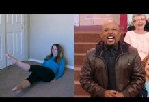 Xem This Girl Created a 'Shark Tank' Workout + Daymond John's Reaction Is PRICELESS