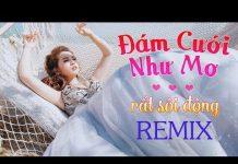 Xem Nhạc Trữ Tình Đám Cưới Remix Hay Nhất 2018 – Nhạc Vàng Remix – Đám Cưới Như Mơ, Ngẫu Hứng Lý Qua Cầu