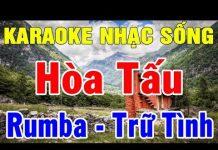 Xem Karaoke Nhạc Sống Rumba Bolero Trữ Tình   Liên Khúc Nhạc Vàng – Hòa Tấu   Trọng Hiếu