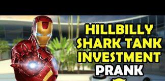 Xem Hillbilly Shark Tank Investment Prank – Ownage Pranks