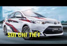 Xem Toyota Vios Sports Edition 2017 giá 452 triệu | Tin Xe Hơi